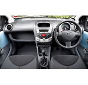Car Picker  Toyota Aygo Interior Images