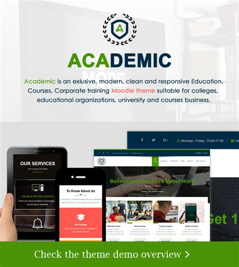 themes moodle 2 6 gratis academic responsive moodle theme themekeeper com