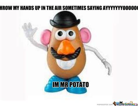 Mr Potato Head Memes - trending mr potato head meme