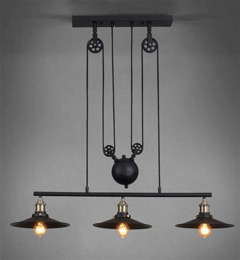 30 Industrial Style Lighting Fixtures To Help You Achieve Industrial Looking Light Fixtures