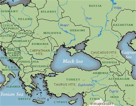 turkey on the map of europe map of european countries cruise guide