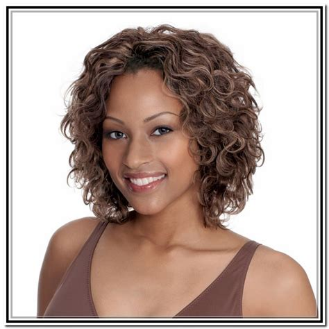 body perm for thin hair body wave for medium thin hair 35 medium length curly