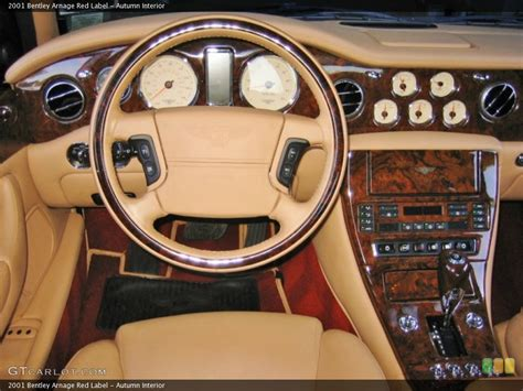 bentley 2000 interior bentley arnage