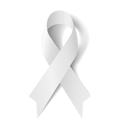 image gallery white ribbon