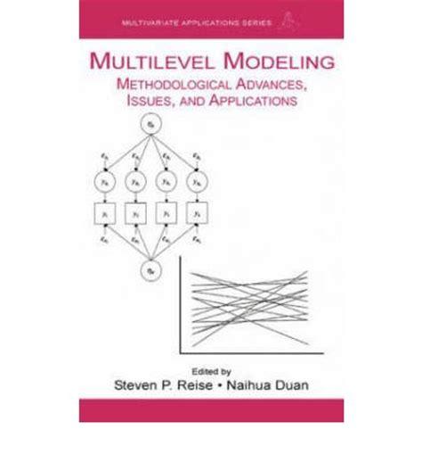 multilevel modeling using r books multilevel modeling steven p reise 9780805836707
