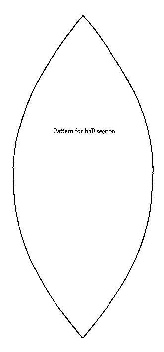 pattern for sewing a ball 402 best falešn 253 patchwork images on pinterest ribbon