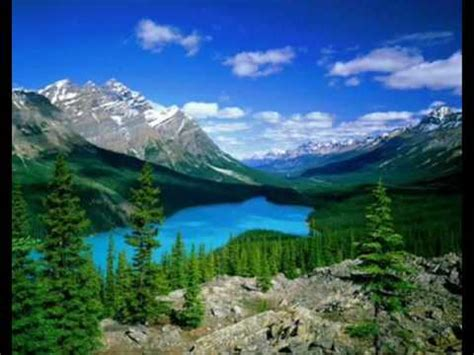 imagenes de paisajes naturales increibles paisajes increibles youtube