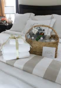 Guest Bedroom Gift Baskets Best 25 House Guest Gifts Ideas On