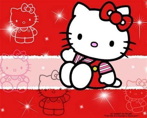 Imagenes De Hello Kitty Roja   5 fotos de hello kitty
