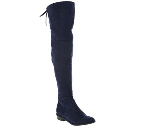 marc fisher the knee boots marc fisher faux suede the knee boots humor page