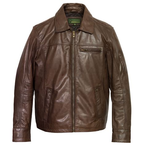 brown leather jacket alex s brown leather jacket hidepark leather