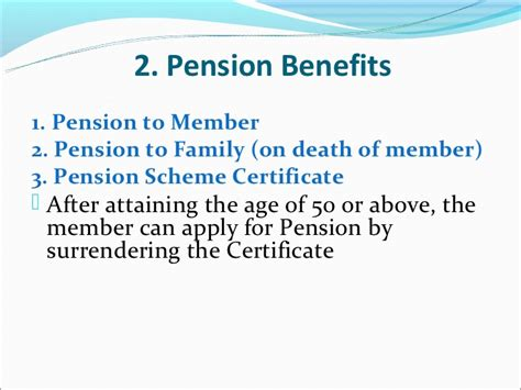 Mba After Age 50 by Benefits Epf