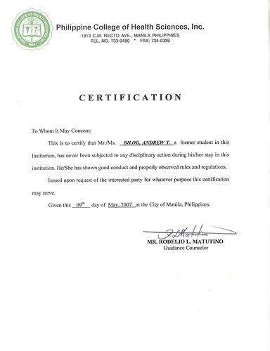 certificate of moral character template certificate of moral character template professional