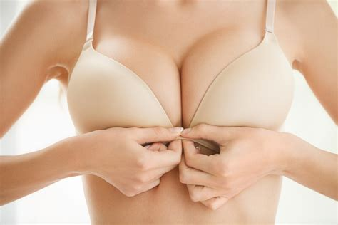 With The Breast Implants by The Pros And Cons Of Breast Implants Where