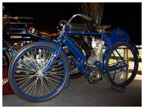 Schnellstes Einzylinder Motorrad by Indian Motocycle Club
