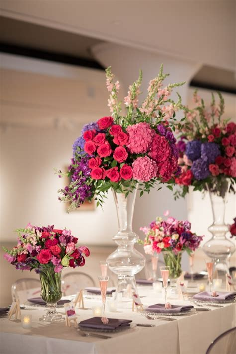 Sweet Table Vases Wedding Wednesday A Museum Romance Part Two Beautiful
