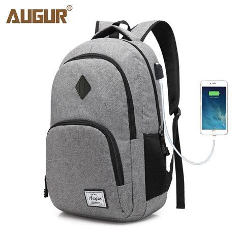 imagenes de mochilas chidas augur hombres mujeres de carga usb notebook laptop