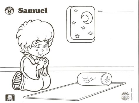 1000 Images About Samuel Boy On Pinterest Bible And Samuel Coloring Page