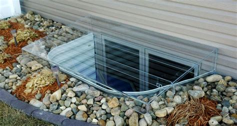 egress window cover acrylic egress window well covers custom plastics fargo nd