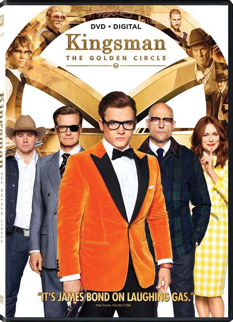 kingsman the golden circle kingsman the golden circle dvd release date december 12 2017