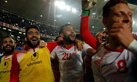 tunisian fans for a new football revolution after the
