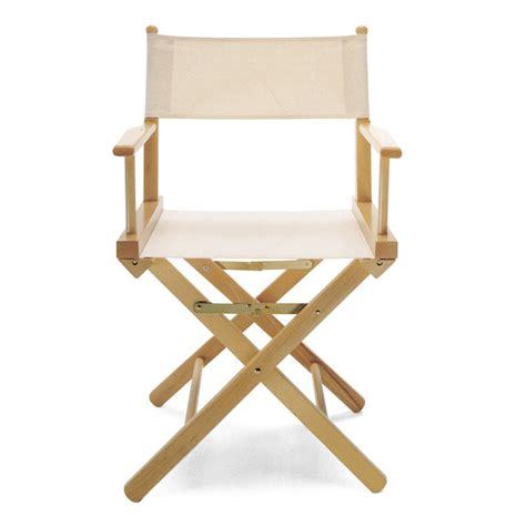 sedia da regista seduta e schienale ricambi sedia regista arredas 236