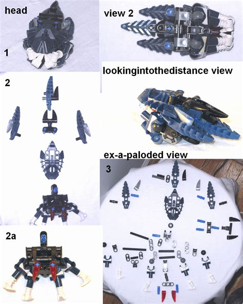 lego halo tutorial lego elite instructions head by retinence on deviantart