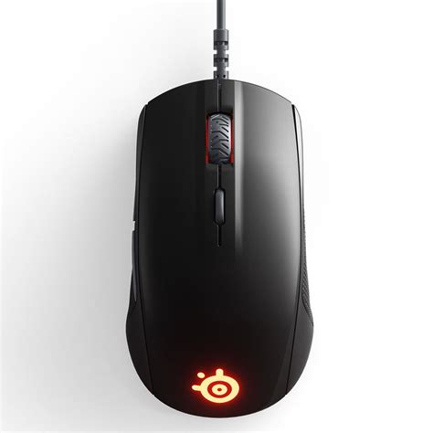 Steelseries Rival 110 steelseries rival 110 rgb optik gaming mouse 171 zoccoshop