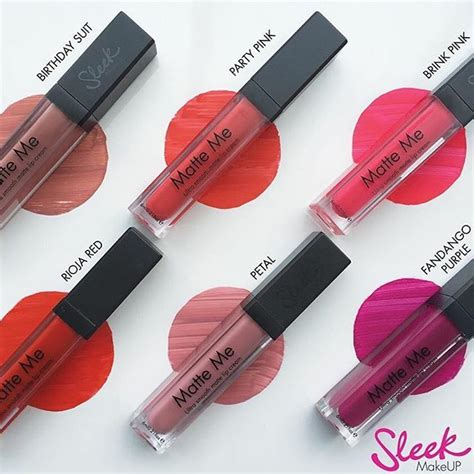 matte me lip 16 best images about sleek matte me on search