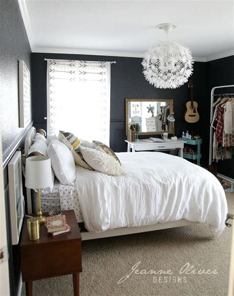 Decorating Room With Black Walls - 9 rooms with black walls room