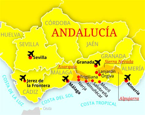 Apartment Budget by Andalucia Natural Self Catering Holiday Homes In Andalucia