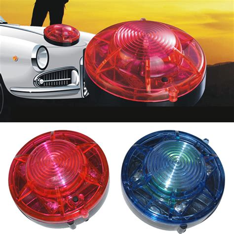 signal emergency lights led lights car emergency signal warning light