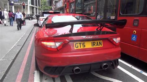 Big Maserati by Novitec Tridente Maserati Car W Spoiler Loud