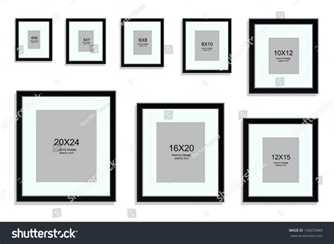 standard sizes poster standard frame sizes pictures to pin on pinsdaddy