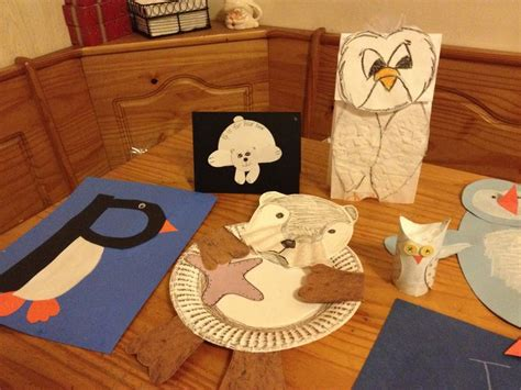 Crafts Arctic Animals And Paper On - 1000 images about arctic animal theme crafts on