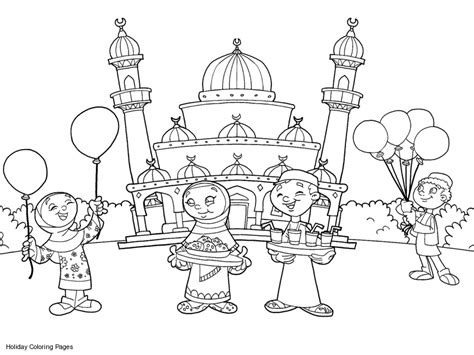 ramadan coloring pages coloring