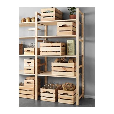knagglig box 46x31x25 cm ikea 779 best at the markets craft show displays images on