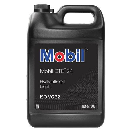 mobil dte 24 hydraulic light mobil mobil dte 24 hydraulic iso 32 1 gal 101014