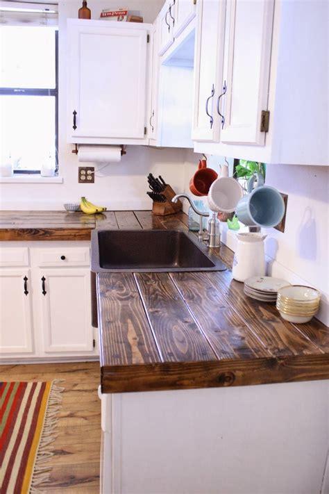 cheap countertop idea  home diy