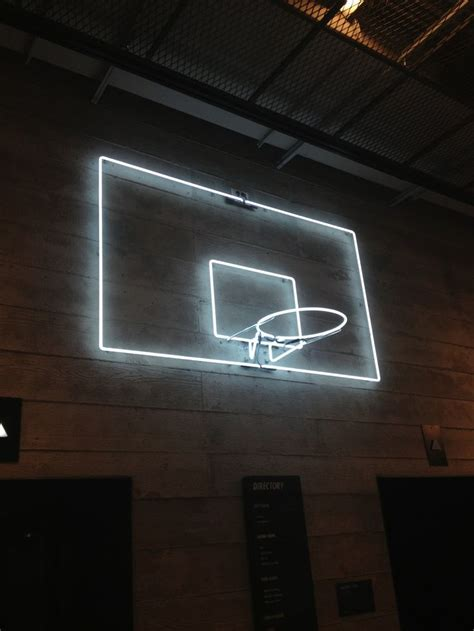 basketball courts with lights light up basketball hoop basketball is life pinterest