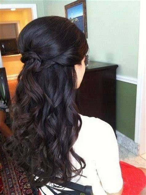 homecoming hairstyles for dark hair 17 fancy prom hairstyles for girls pretty designs