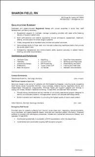 Nursing Resume Exles 2012 by Telemetry Resume Exle