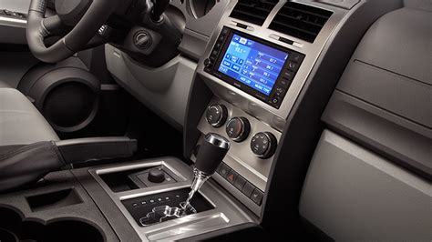 Dodge Nitro 2007 Interior by 2007 Dodge Nitro Interior