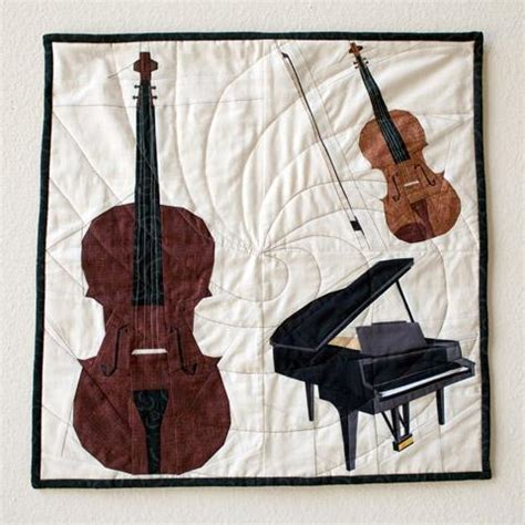 paper violin template 7 rockin quilts for