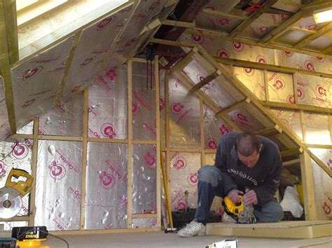 isolazione interna coibentazione interna delle pareti di casa