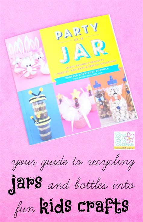 Book Review Just A Disco On An Open Top By Guard by In A Jar Book Recycle Jars Into Crafts