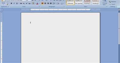 cara membuat cv via microsoft word cara mudah membuat cv resume pada microsoft word
