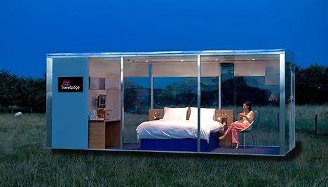 mobile hotel rooms the world s mobile hotel room daily mail