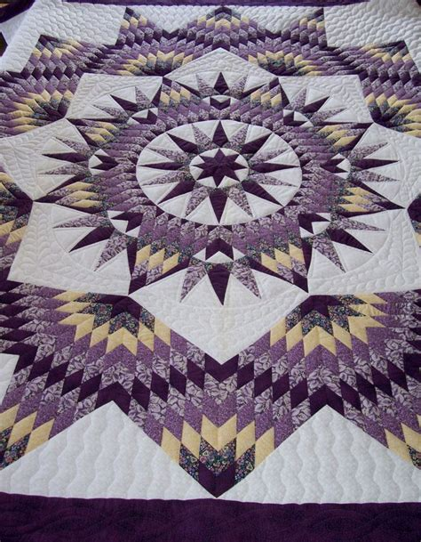 lone star quilt pattern queen size 17 best images about quilt diamond star on pinterest
