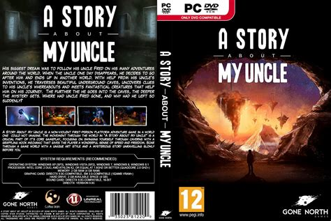 a story about my pc box cover by aho